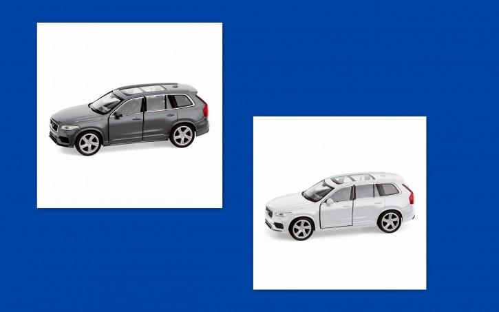 Volvo XC90 II Spielzeugauto / Toy Car Maßstab: 1:60