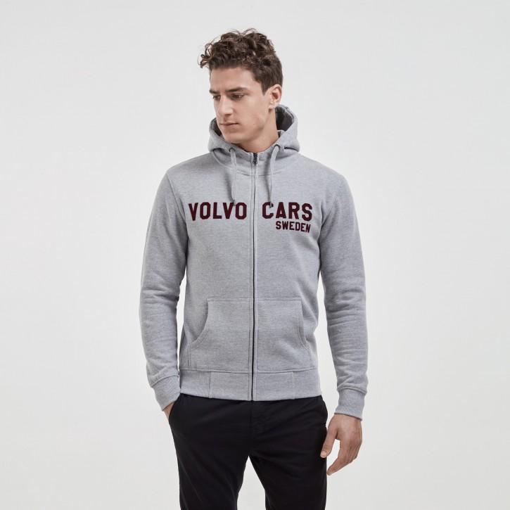 """Volvo Mens´s Hoodie / Kapuzen-Sweatshirt """"Volvo Cars Sweden"""""""