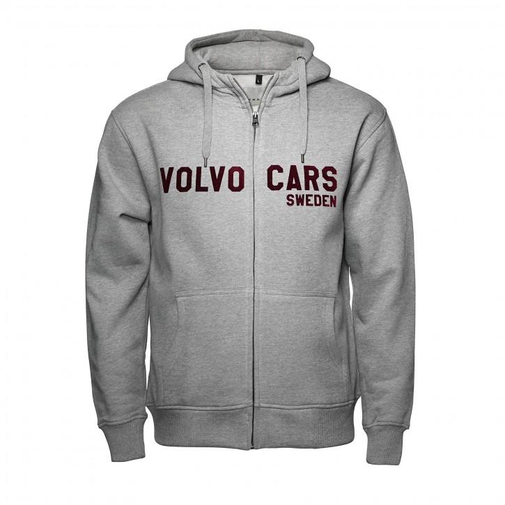 """Volvo Mens´s Hoodie / Kapuzen-Sweatshirt """"Volvo Cars Sweden"""" S"""