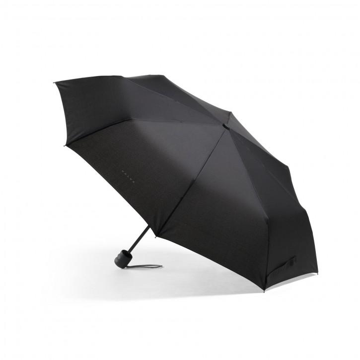 """Volvo Regenschirm 21"""" RPET schwarz"""