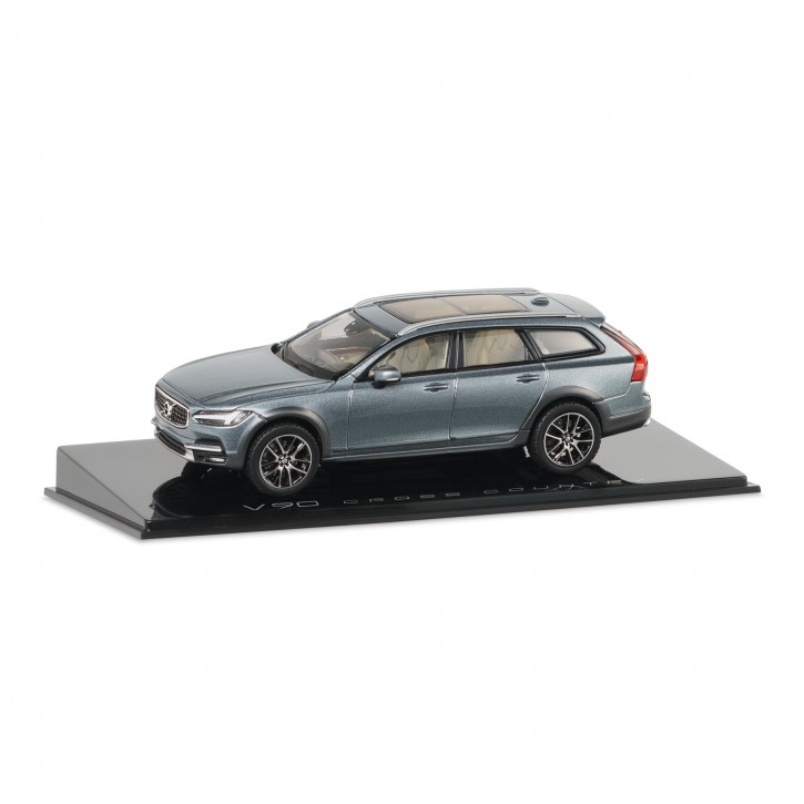 Modellauto Volvo V90 Cross Country 1:43 Osmiumgrau