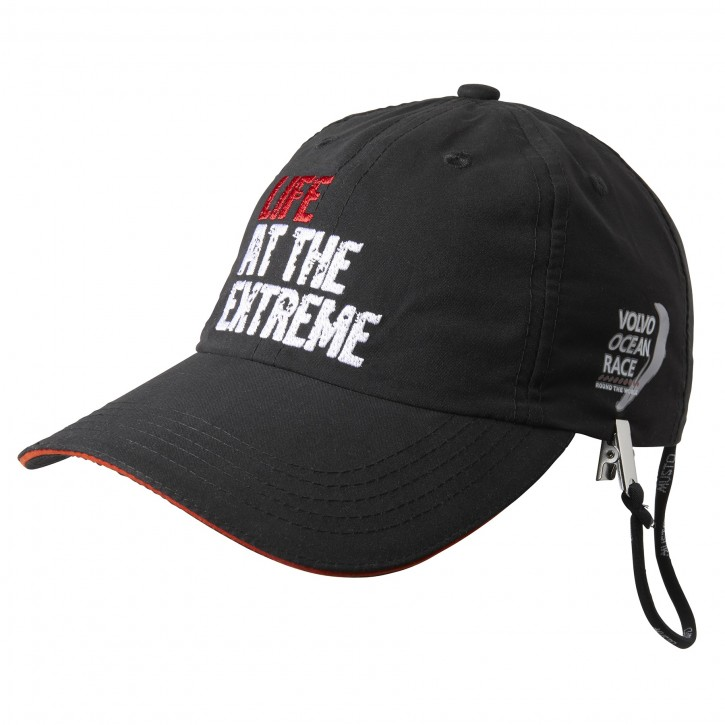 "Volvo Ocean Race Basecap / Fast Dry Cap ""Life at the Extreme"""