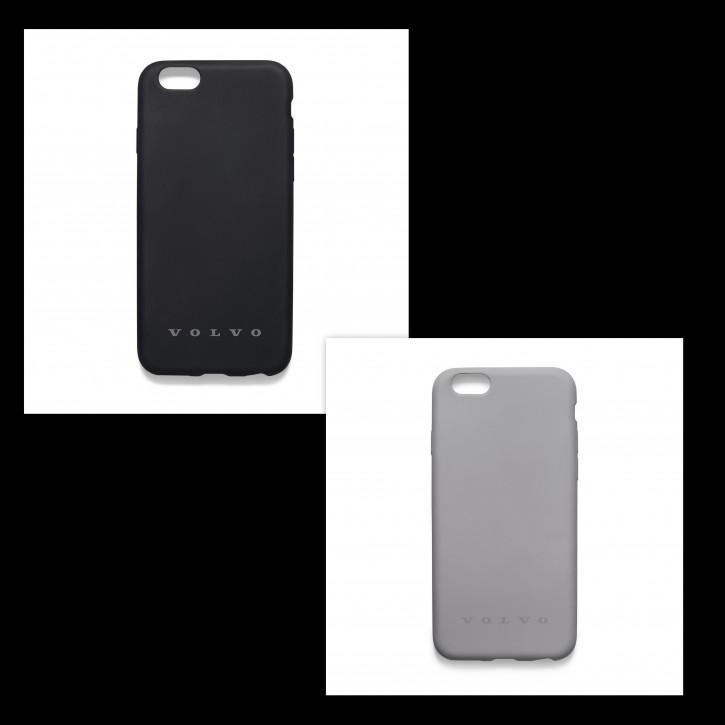 Volvo Schutzhülle / Case für iPhone 6 / 6s / 7 schwarz oder grau