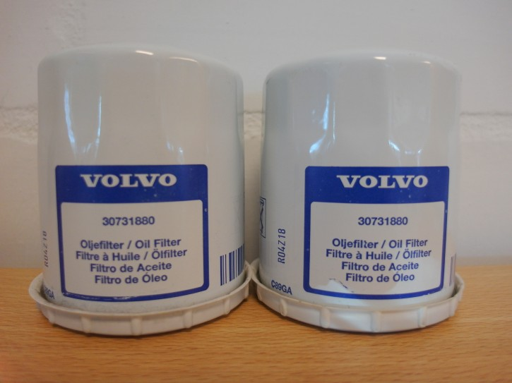 Original Ölfilter für Volvo S40/C30/S80/V70/S80L/S60/V60/XC60/V50