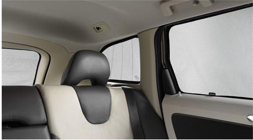 Volvo XC60 I Sonnenblenden / Sonnenschutzblenden
