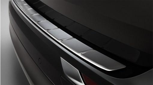 Volvo V60 II Stoßfängerschutz 2018-