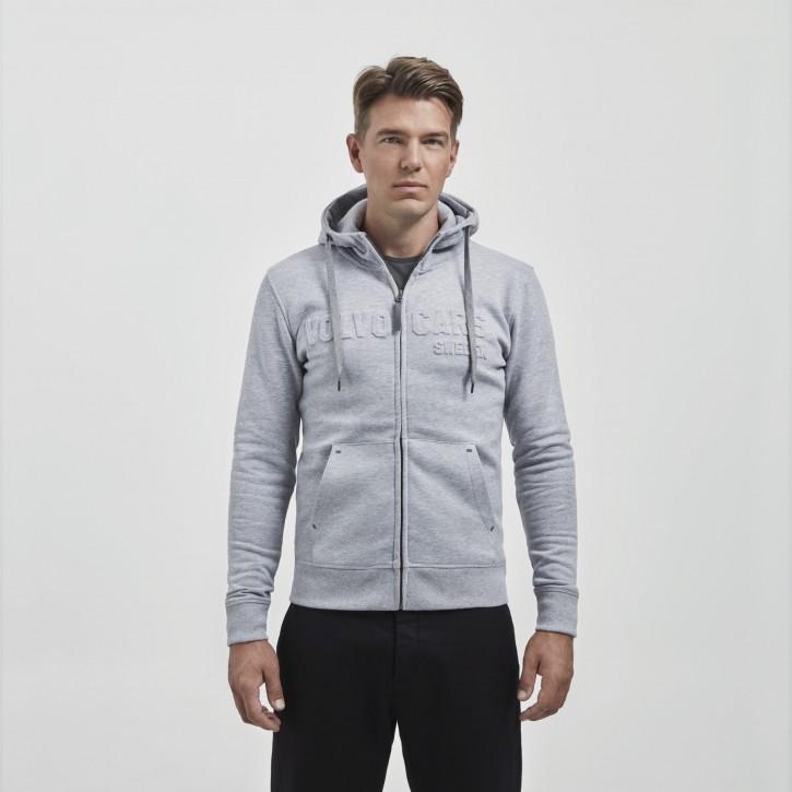 "Volvo Mens´s Hoodie / Kapuzen-Sweatshirt ""Volvo Cars Sweden"" M"
