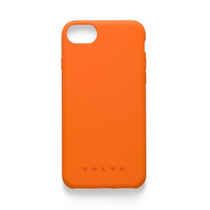 Volvo Schutzhülle / Case für iPhone 6 / 6s / 7 / 8 orange