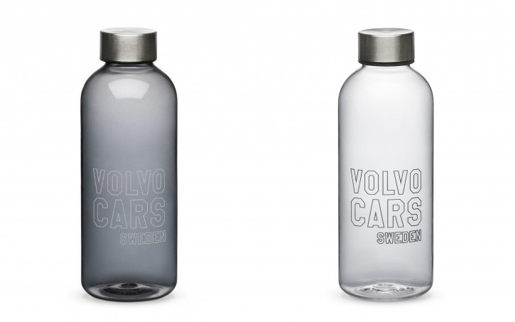 "Volvo Water Bottle/Wasserflasche ""Volvo Cars Sweden"""