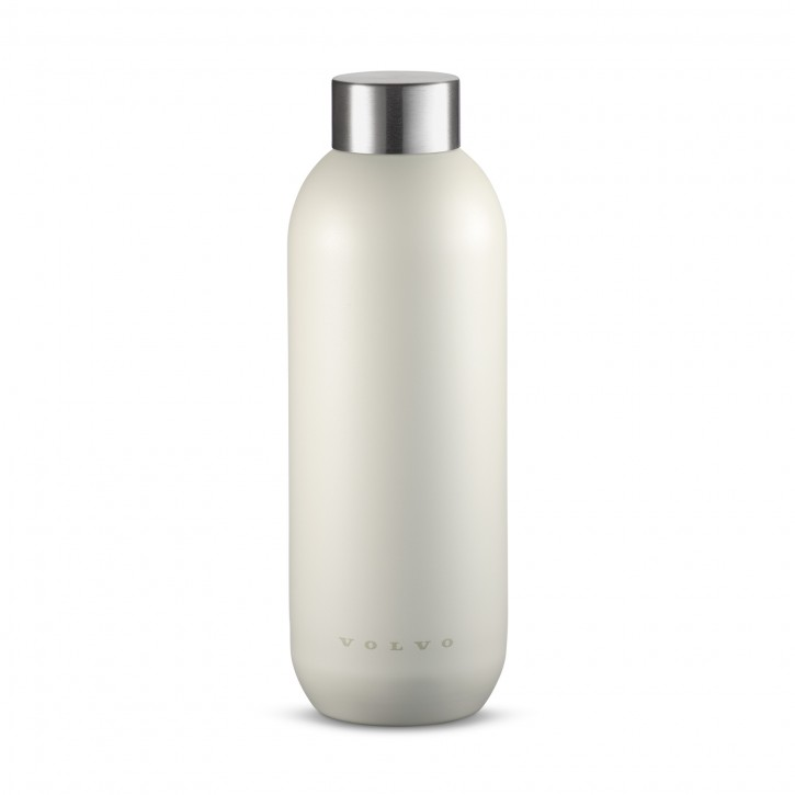 Stelton Water Bottle Weiß