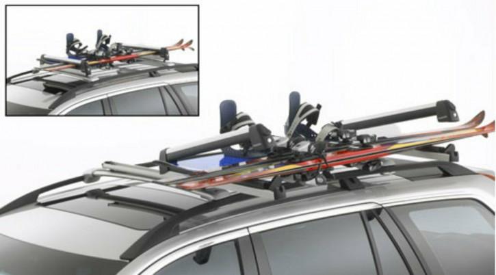 Volvo Ski-Träger ausziehbar *Ausstellungsstück*