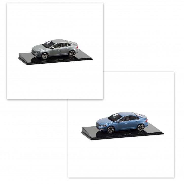 Modellauto Volvo S60 Modelljahr 2014 1:43