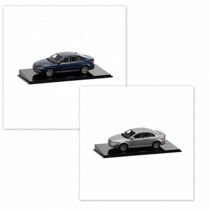 Modellauto Volvo S80 Modelljahr 2014 1:43