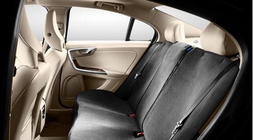 Volvo V60 Schutzbezug Rücksitzbank 2010-