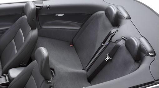 Volvo C70 Schutzbezug Rücksitzbank 2006-