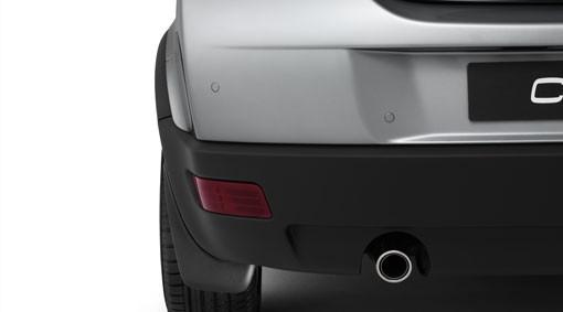 Volvo C30 Schmutzfänger / Schmutzabweiser