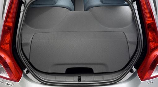 Volvo C30 Laderaumabdeckung fest