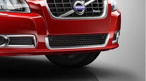 Volvo V70 III Dekorrahmen Lufteinlass R-Design 2007 - 2013