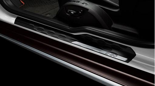 Volvo C30 Schwellerleisten / Einstiegsleisten