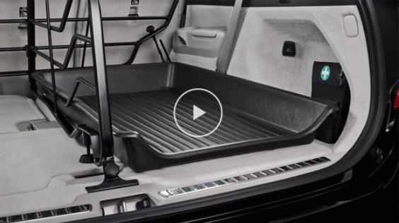 Volvo XC90 II Gepäckraumwanne ab 2015 -