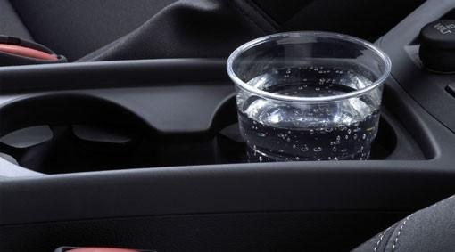 Volvo C70 Getränkehalter vorn ab 2006-