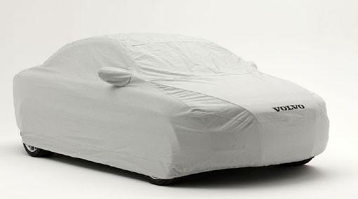 Volvo C70 Car-Cover / Schutzhaube incl. Kabelschloss 2006-