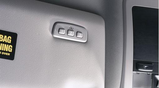 Volvo C70 HomeLink®-System Garagentoröffner ab 2006-