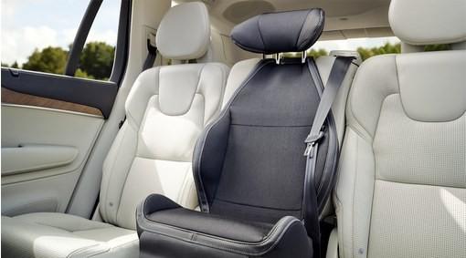 Volvo XC90 II Kindersitz-Komfortbezug ab 2015-