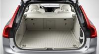 Volvo V90 Matte Gepäckraum Kunststoff