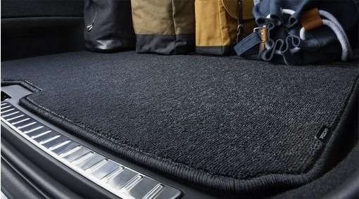 Volvo XC90 II Laderaummatte Textil / Kunsstoff wendbar ab 2016 -