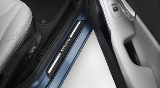 Volvo V40 Schwellerleisten / Einstiegsleisten vorn