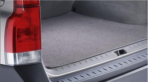 Volvo V60 Gepäckraummatte Textil/Kunststoff wendbar
