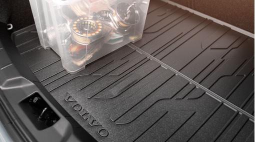 Volvo V40 Cross Country Gepäckraummatte Laderaummatte Kunsstoff