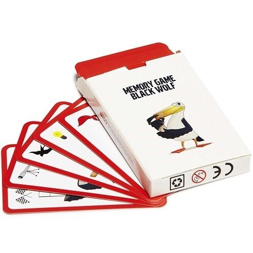 Volvo Ocean Race Kartenspiel Memory / Schwarzer Peter