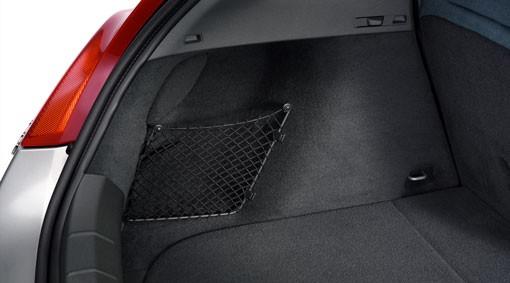 Volvo C30 Netztasche Kofferraum Seitenverkleidung