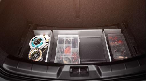 Volvo V40 Cross Country Organizer Gepäckraummatte