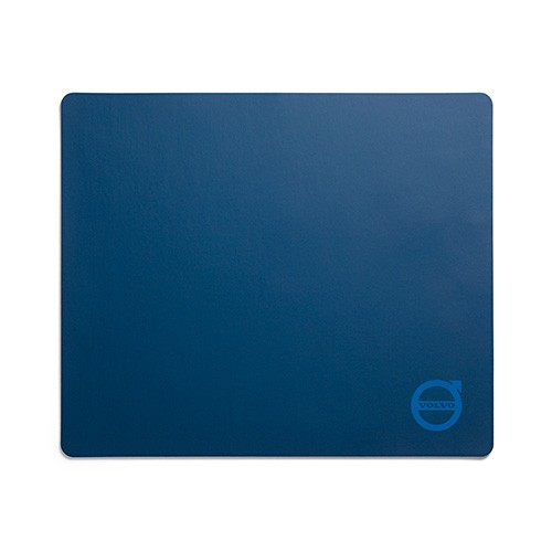 Volvo Mousepad blau mit Iron-Mark Logo