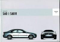 Volvo Bedienungsanleitung Volvo S60 & S60R MJ: 2004