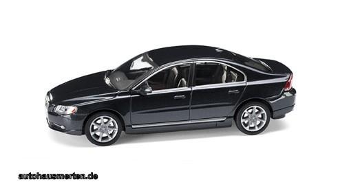 Modellauto Volvo S80 Savilegrau Metallic 1:43