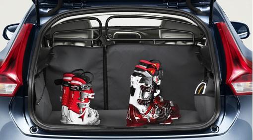 Volvo V40 Cross Country Schmutzschutz / Schutzmatte Gepäckraum