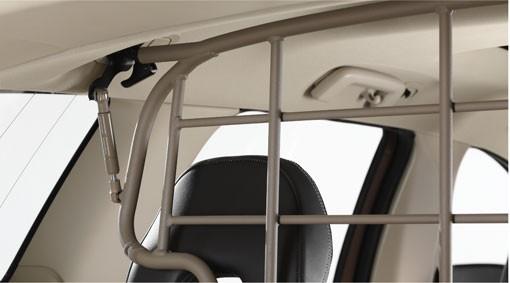 Volvo XC60 Laderaumgitter / Gepäckraumgitter Stahl