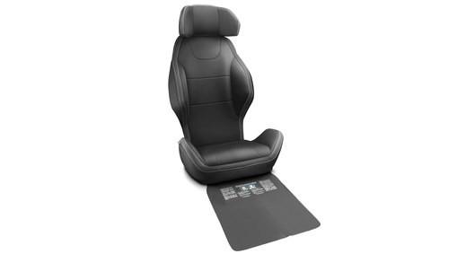 Volvo Komfortbezug für integr.Kindersitze ab Werk