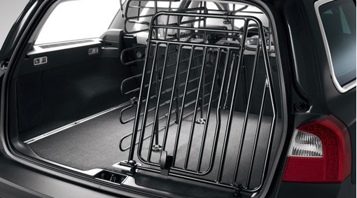 Volvo V60 I Hundegitter / Tür für Laderaumteiler