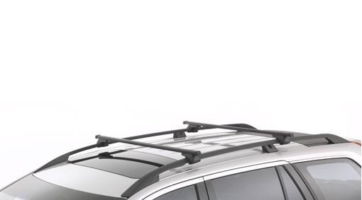 Volvo XC90 I Lastenträger / Grundträger - 2014