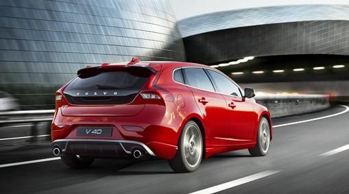 Volvo V40 Exterieur-Stylingsatz für R-Design