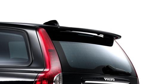 Volvo V50 Spoiler / Heckspoiler / Dachspoiler
