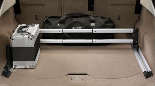 Volvo V60 Organizer für den Gepäckraum