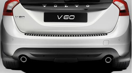 Volvo V60 Stoßfängerschutz / Stoßfängerfolie