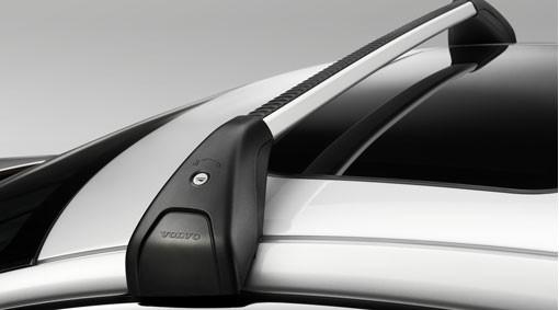 Volvo V60 Lastenträger / Grundträger ohne Dachreling