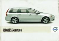 Volvo Bedienungsanleitung Volvo V70 & XC70 MJ: 2008